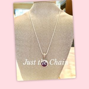 """.925 Sterling Silver 20"""" Chain NWT"""